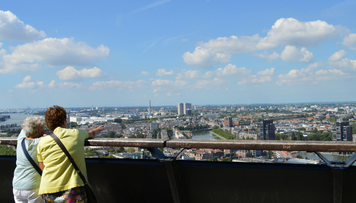 Mister Rotterdam Euromast