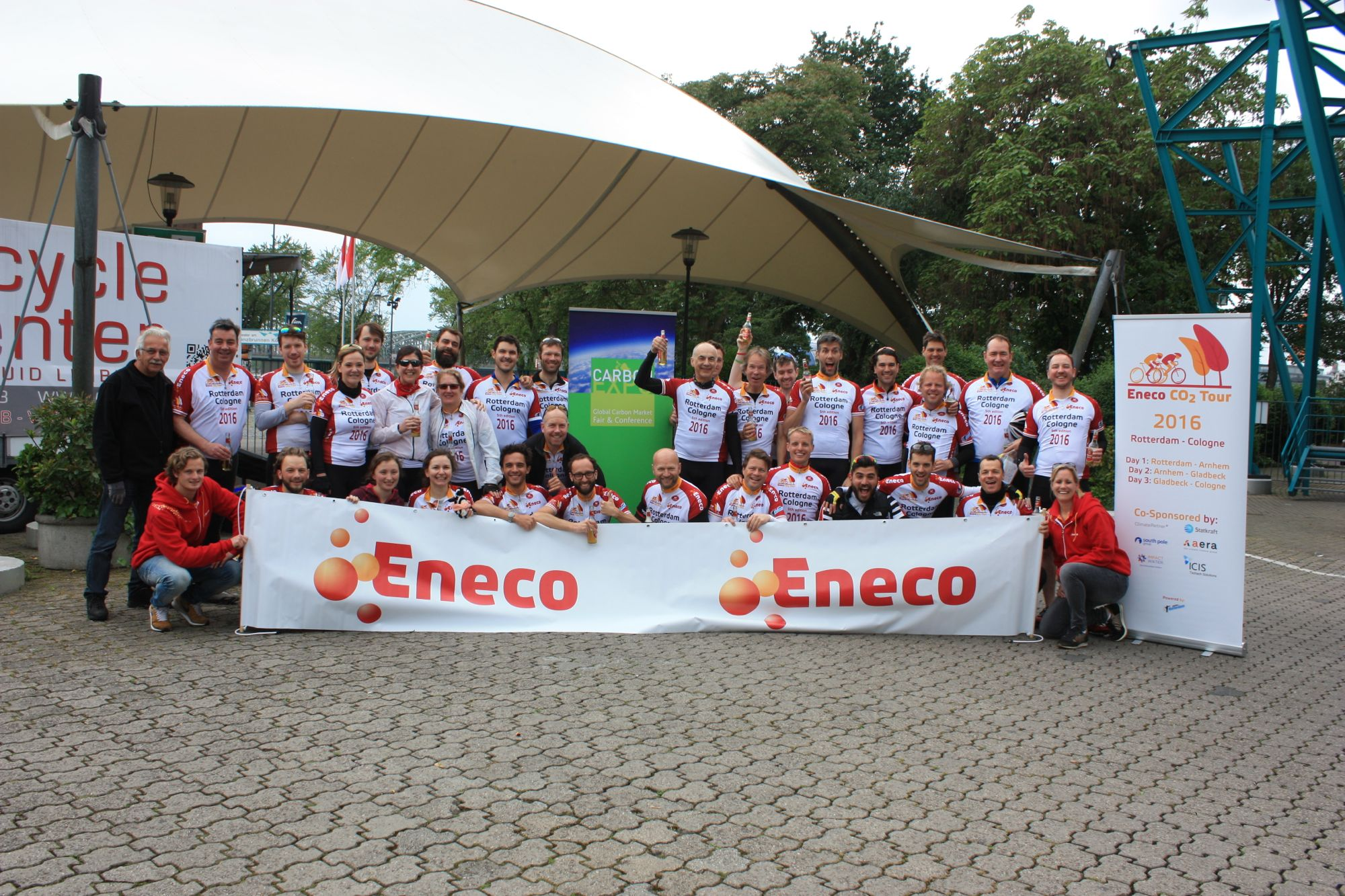 Incentive EneCO2 Tour 2016