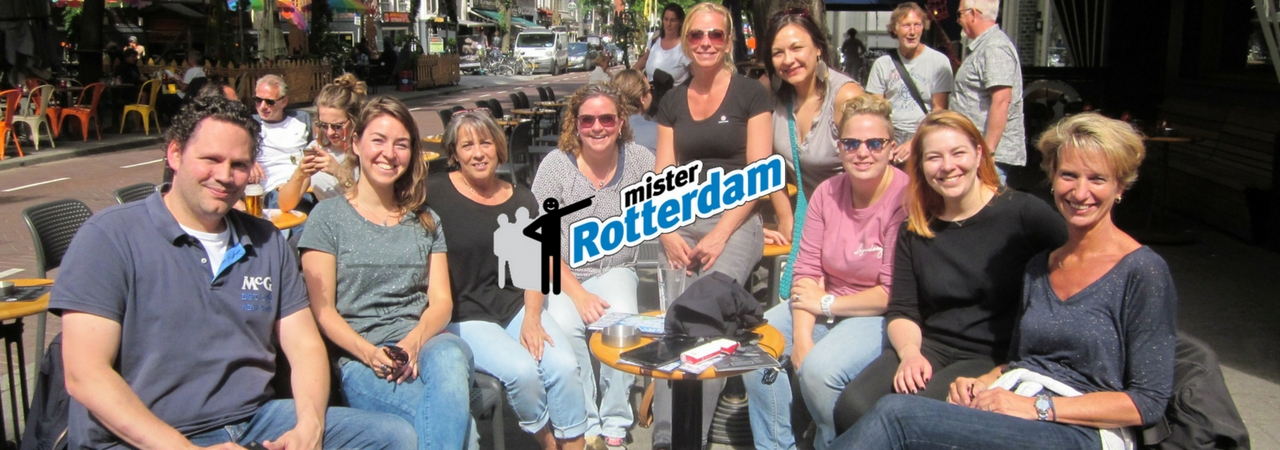 Mister Rotterdam, teambuilding, bedrijfsuitjes, teamuitje, afdelingsuitje, event, incentive, Rotterdam