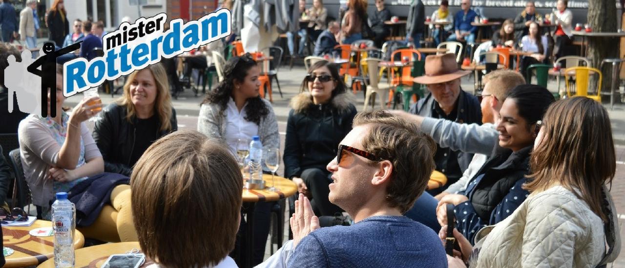 Bedrijfsuitjes, teambuilding, incentive, rotterdam, mister rotterdam