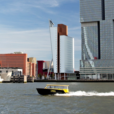Skyline watertaxi
