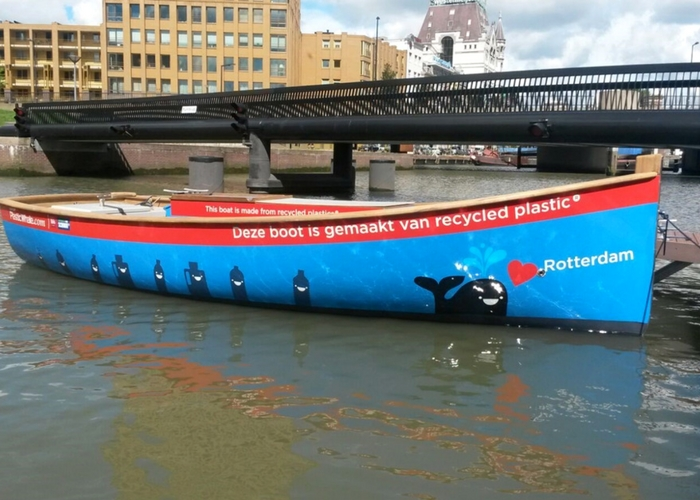 Mister Rotterdam Plastic Whale (1)