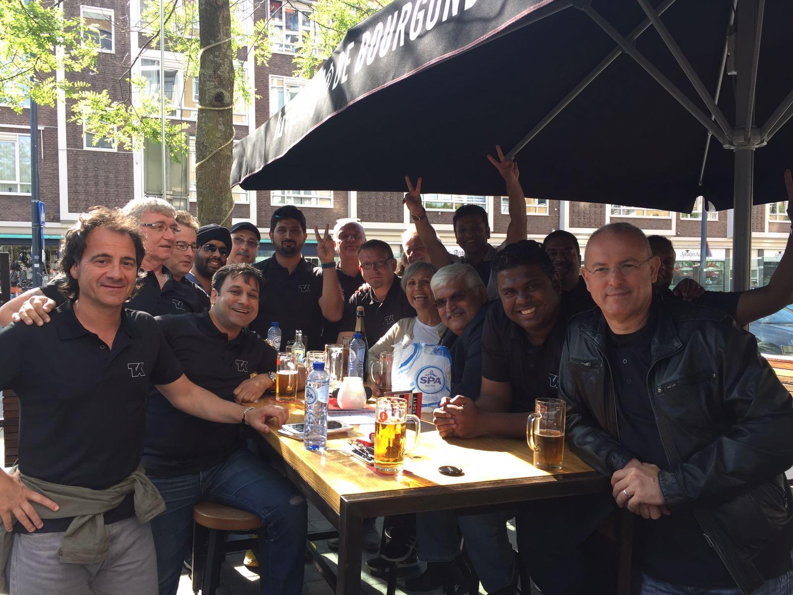Mister Rotterdam – bedrijfsuitjes, teambuilding & events
