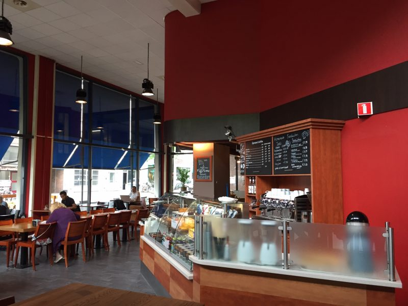 Cafe @Home Rotterdam