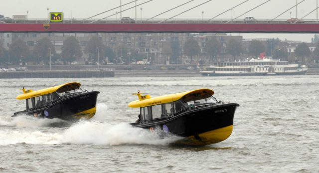 Game & Watertaxi – populair